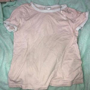 Pink shirt from H&M